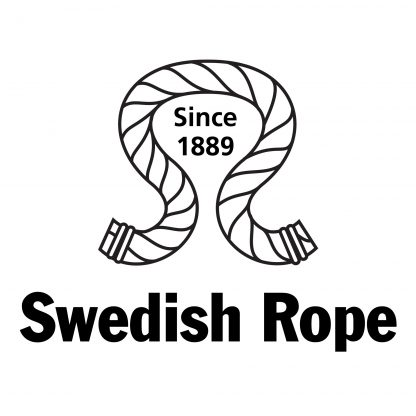 Swedish Rope logotyp.